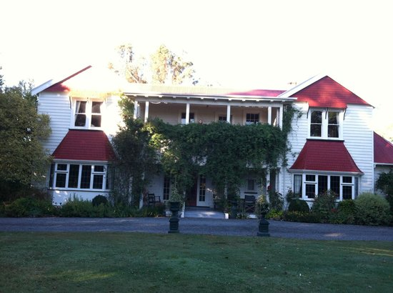 Masterton, New Zealand: front view