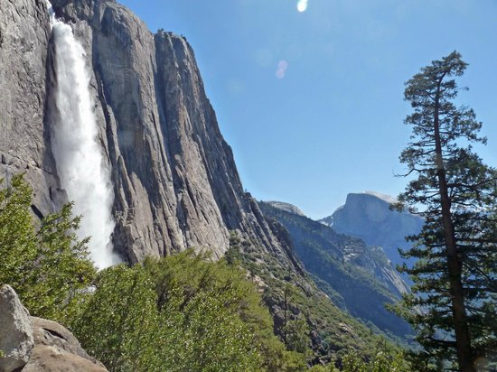 Photos of Yosemite Falls, Yosemite National Park