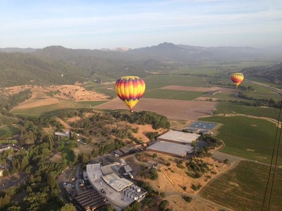Napa Valley Balloons, Inc.: Great views!