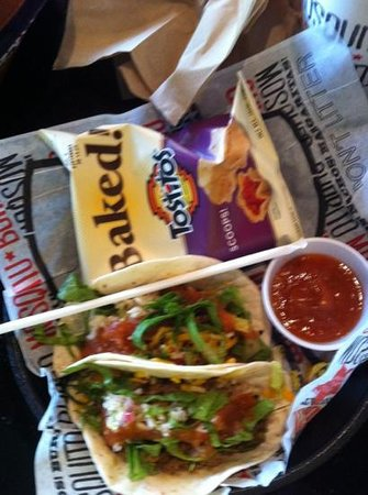 Cleveland, MS: Taco was delish