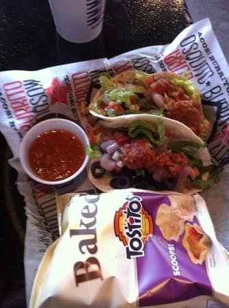 Cleveland, MS: steak taco
