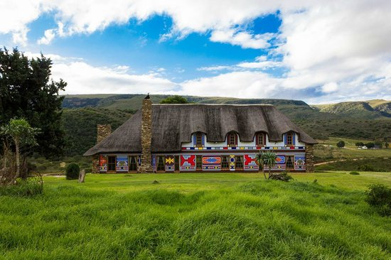 "Addo Palace ""Ndebele Bush Lodge"""