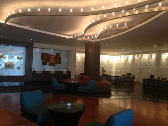 Holiday Inn Resort Phuket: MAIN WING RECEPTION