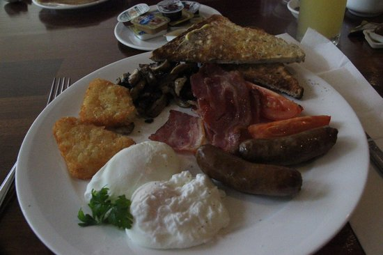 Kewarra Beach, Australia: amazing breakkie