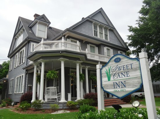 Natchitoches, LA: The Sweet Cane Inn