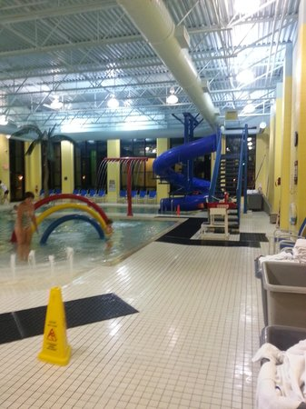 DoubleTree Resort by Hilton Hotel Lancaster: Pool (Water Park)