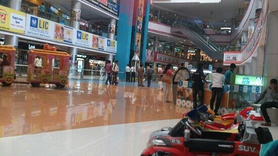City Center Mall Raipur Contact Number