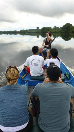 Amazonia Expeditions' Tahuayo Lodge: First afternoon