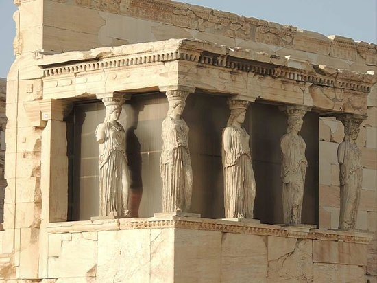 Temple of Athena Nike - Picture of Temple of Athena Nike ...