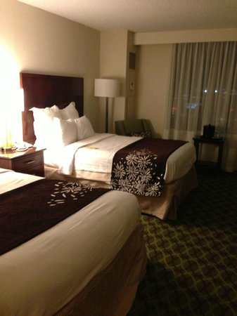 Philadelphia Marriott Downtown: Room