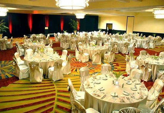 St. Petersburg Marriott Clearwater : Grand Ballroom Banquet