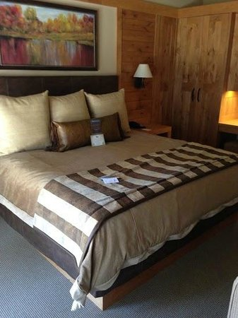Sunriver, OR: Comfortable bed