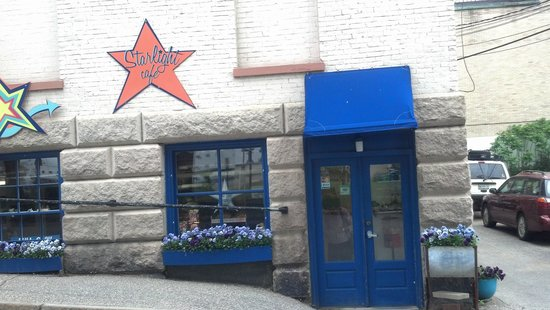 Bath, ME: Starlight Cafe