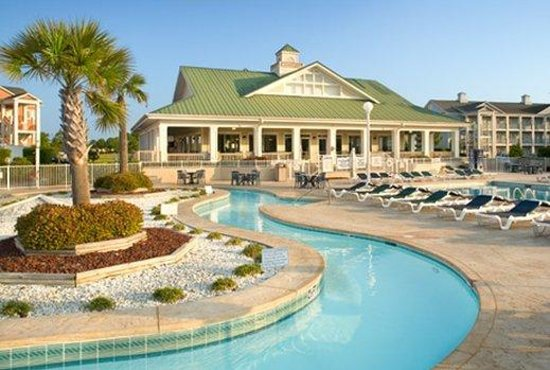 Bluegreen Vacations Harbour Lights, Ascend Resort Collection: Lazy River