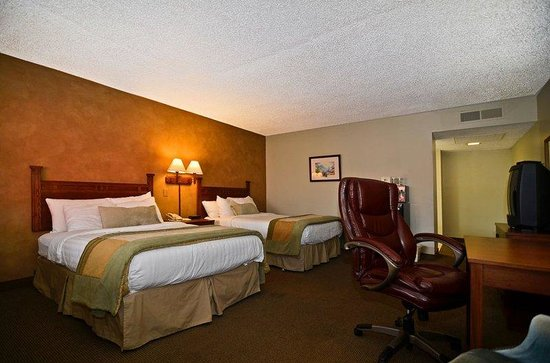 Wickenburg, AZ: 2 Doubles Guest Room