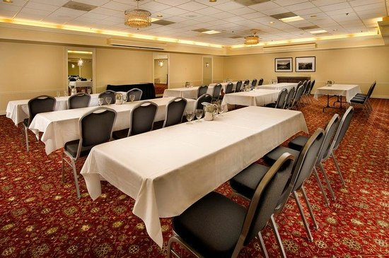 BEST WESTERN PREMIER Plaza Hotel & Conference Center: Georgian Room
