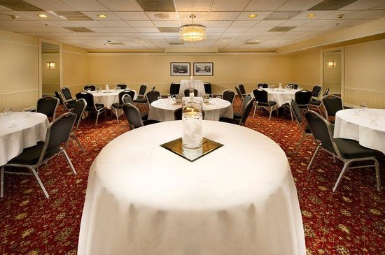 ‪‪BEST WESTERN PREMIER Plaza Hotel & Conference Center‬: Carlton Room‬