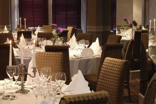BEST WESTERN PLUS Bruntsfield: Meeting Room - Wedding Set Up