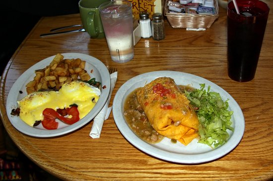 Great way to start the day! - Review of Back Porch Cafe, Fort Collins ...