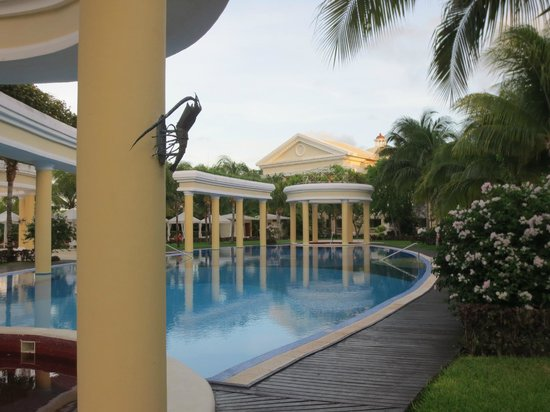 Iberostar Grand Hotel Paraiso: The quiet pool