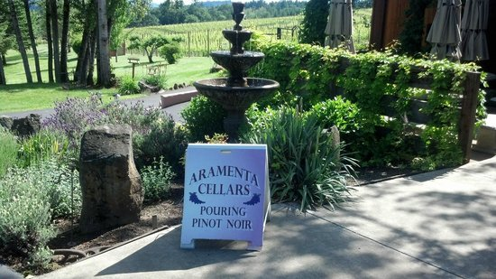 Newberg, OR: Local Winery
