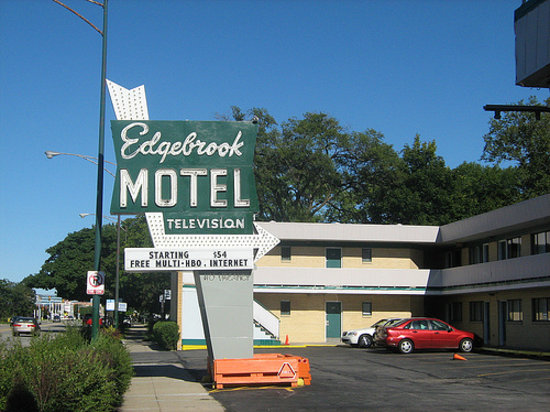 Edgebrook Motel