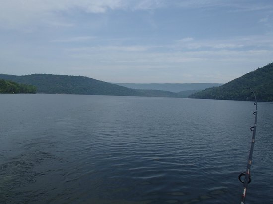Raystown lake fishing picture of raystown lake for Fishing lakes in pa