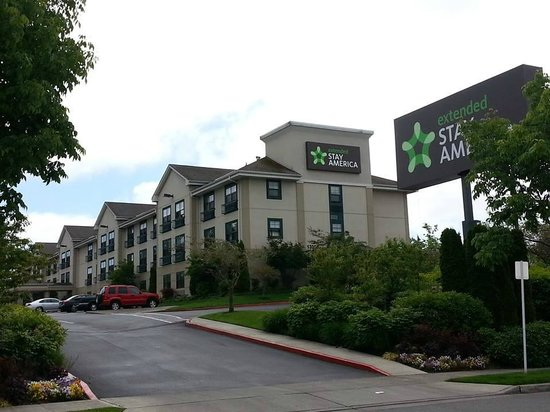 Extended Stay America - Seattle - Northgate: Exterior