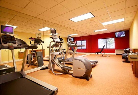 Hickory, NC: Fitness Center