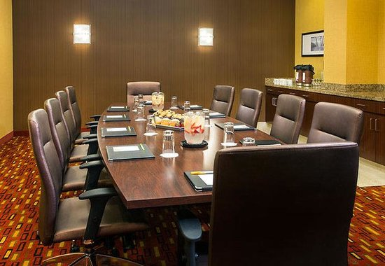 Courtyard by Marriott Oakland Downtown: Boardroom