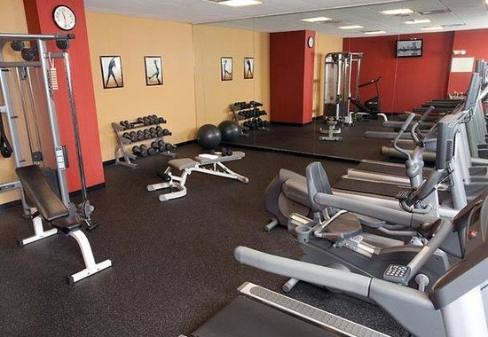 Woburn, MA: Fitness Center