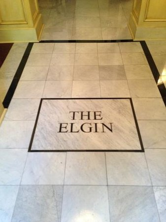 Historic Elgin Hotel B&B