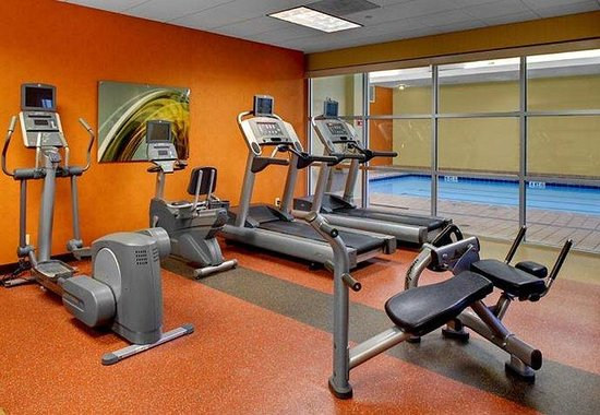 Courtyard by Marriott Atlanta Buckhead: Fitness Center
