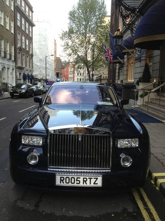 The Ritz London: A Rolls Is A Rolls