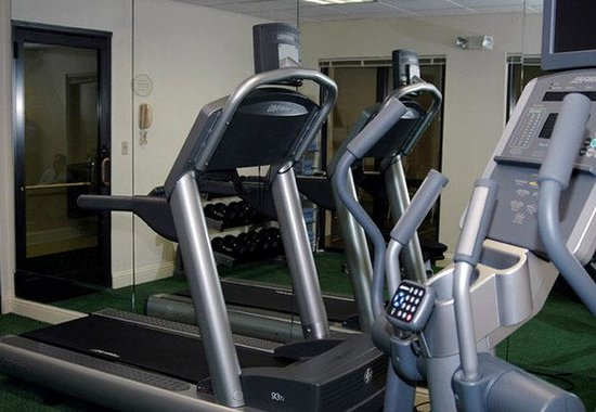 Courtyard by Marriott Austin Round Rock: Fitness Center