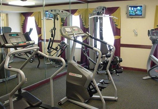 Fairfield Inn Detroit Troy / Madison Heights: Exercise Room