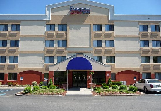 Fairfield Inn Spring Valley Nanuet: Entrance