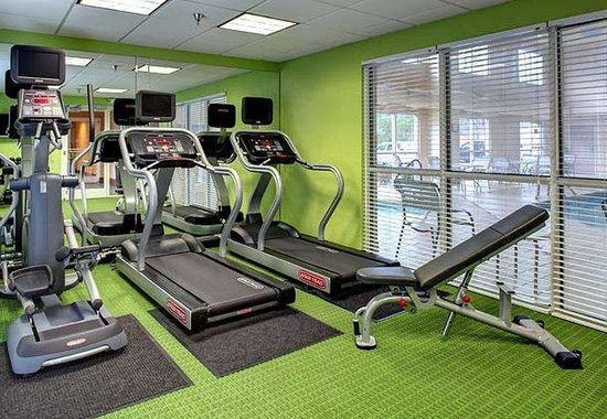 Fletcher, NC: Fitness Center - Cardio