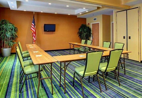 Fletcher, Carolina del Nord: Biltmore Meeting Room - U-Shape Setup