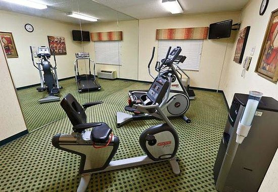 Lumberton, NC: Fitness Center