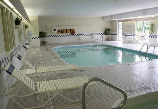 Fairfield Inn Mt. Pleasant: Indoor Pool