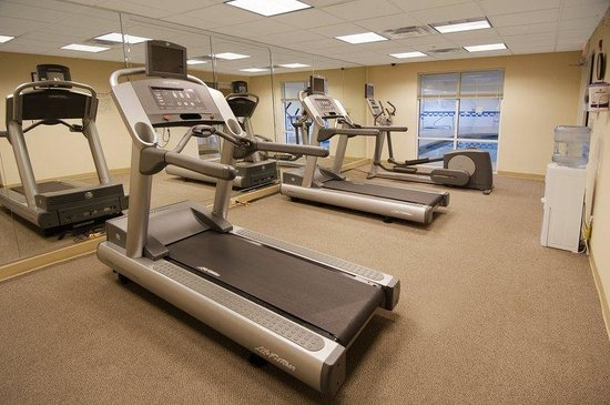 Cordele, GA: Fitness Center
