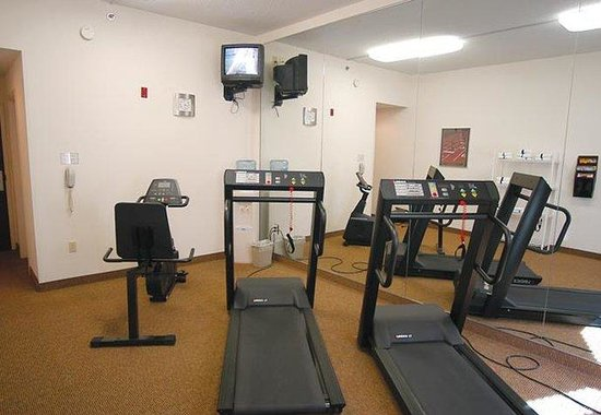 Fairfield Inn & Suites Atlanta Buckhead: Exercise Room