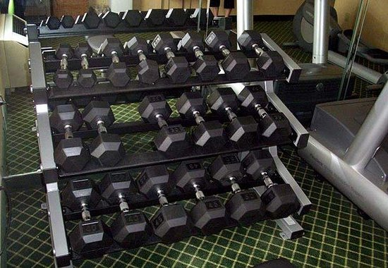 Troy, OH: Fitness Center Free Weights