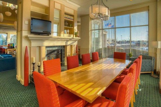 Hilton Garden Inn Appleton Kimberly: Dining Room