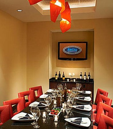 Buffalo Marriott Niagara: BlueFire Bar & Grille – Private Dining Area