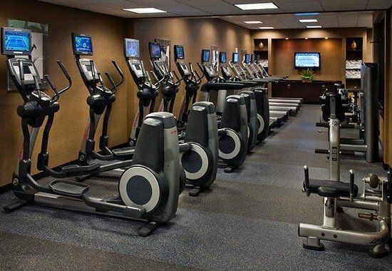 Buffalo Marriott Niagara: Fitness Center