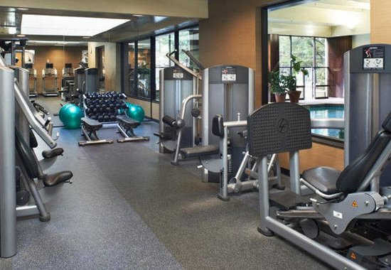 Buffalo Marriott Niagara: Fitness Cente