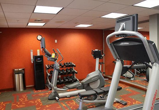 Residence Inn Morgantown: Fitness Center
