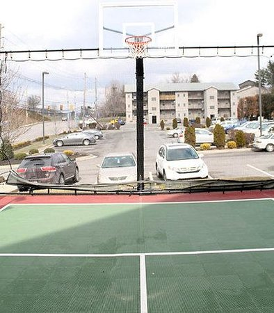 Residence Inn Morgantown: Sport Court
